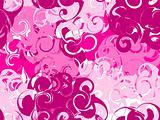 swirl abstract seamless pattern