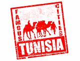 Tunisia stamp