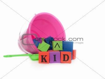 Blocks and Bucket