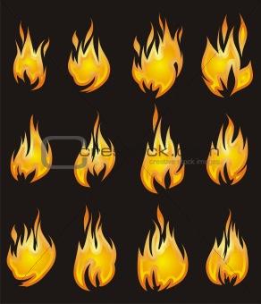 Fire, Flame & Symbols
