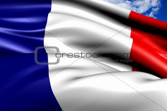 Flag of France