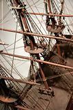 Model Ship - BC Maritime Museum, Victoria, BC, Canada