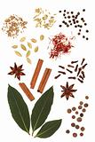 Spice and Herb Mixture