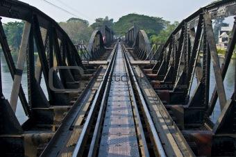Bridge over the Kwai