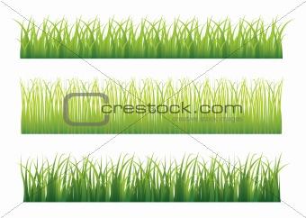 Green grass variation