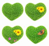 Green hearts