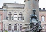 Uppsala University in Sweden - the oldest university in Scandinavia