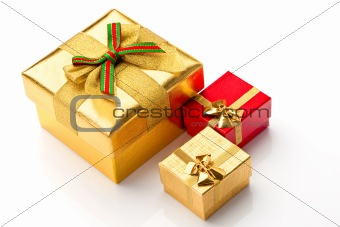 Beautiful boxes for gifts