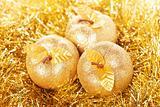 Golden apples