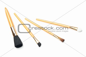 Are four brushes makeup