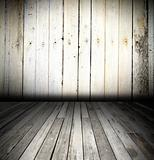 wooden planks interior