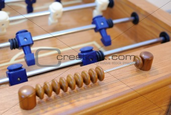 Foosball Table Score Beads