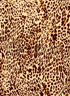 animal skin fabric textile background