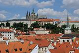 Prague Roofs