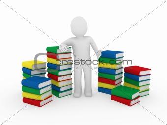 3d human books