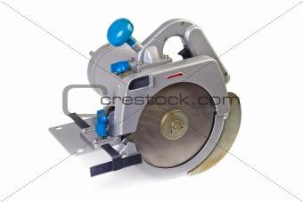Old circular saw