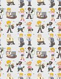 seamless worker pattern