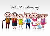 family card