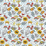 seamless weather pattern