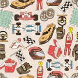 seamless racing pattern