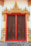 doors in temple