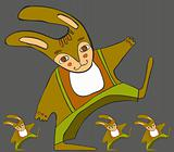 Going hare