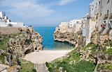Lama Monachile. Polignano a Mare. Apulia.