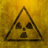 Nuclear dangerous sign