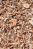 Wood chip background