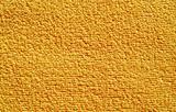 Yellow microfiber towel texture.