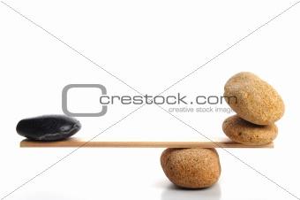 zen stone scales