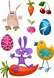 easter characters