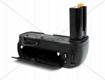 Camera battery grip
