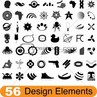 56 design elements