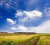 Rural lane
