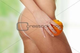 Cellulite concept
