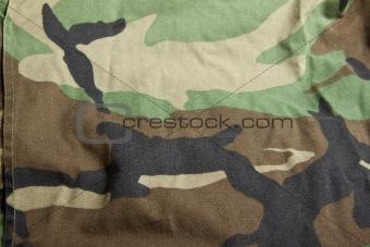 Grunge camouflage