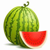 Juicy Water Melon