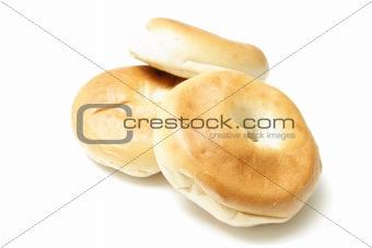 Three bagels