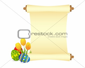 Easter manuscript
