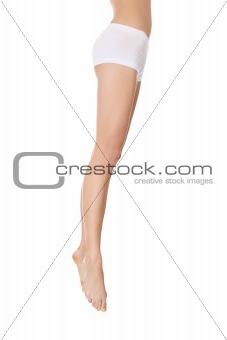 Beautiful woman legs