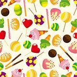 seamless candypattern