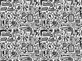 seamless web element pattern