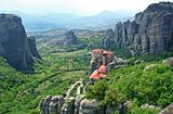 Greece. Meteora