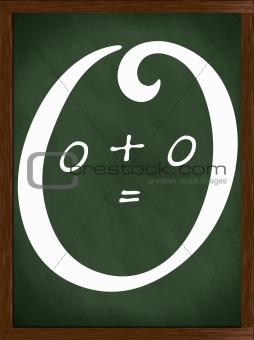 0+0=0