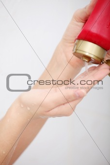 Liquid Gel Soap