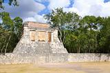 Chichen Itza mayan pok ta pok ball court Mexico