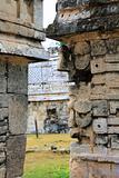 Chichen Itza nun grouping Las Monjas Mayan Mexico