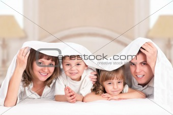 Happy family