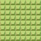 Pattern of green blocks